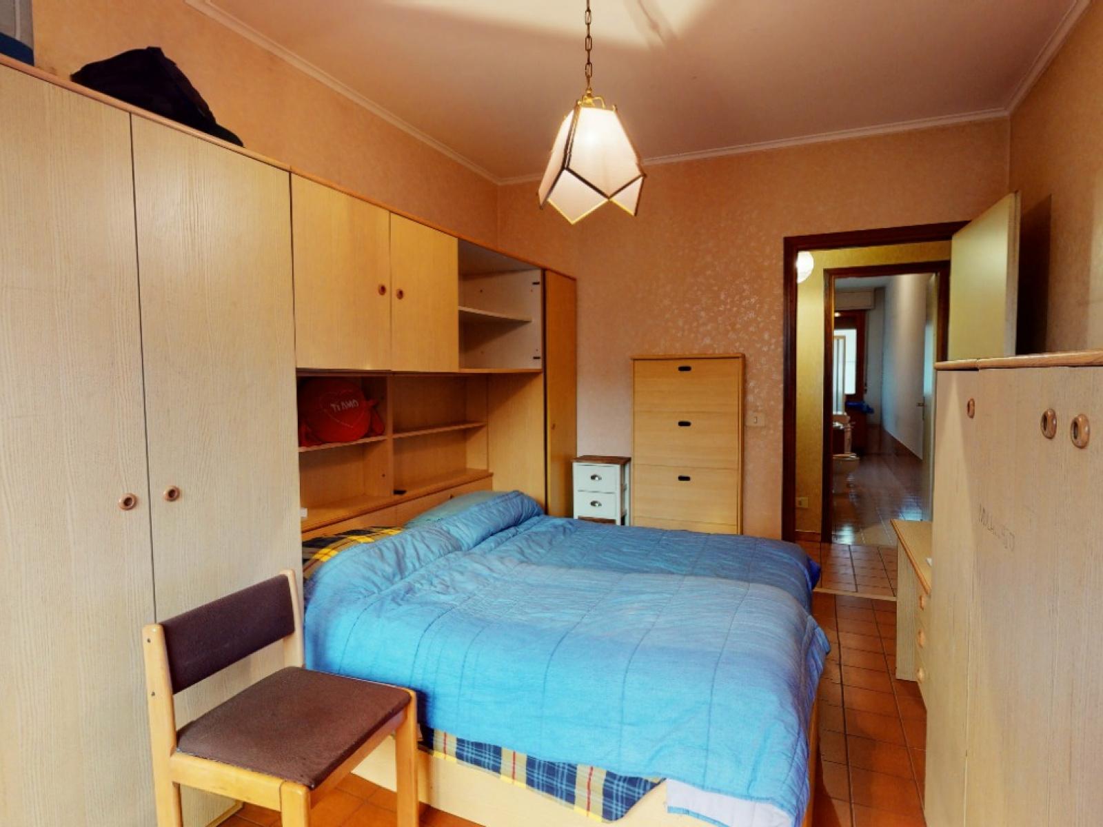 In vendita Quadrilocale Zona Laurentina Montagnola Roma   Camera da letto