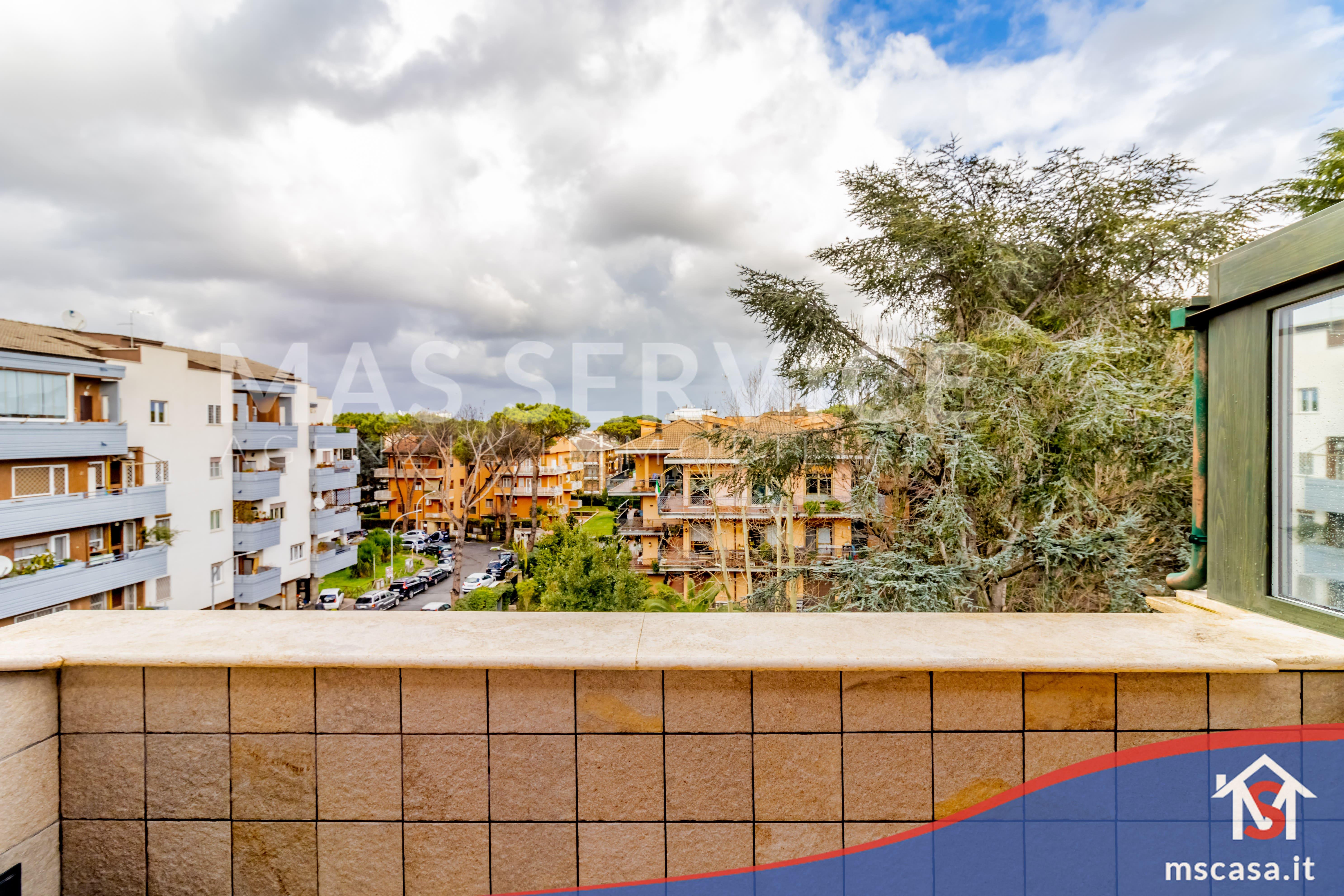 Trilocale in vendita Zona Eur - Mostacciano Roma | Balconcino
