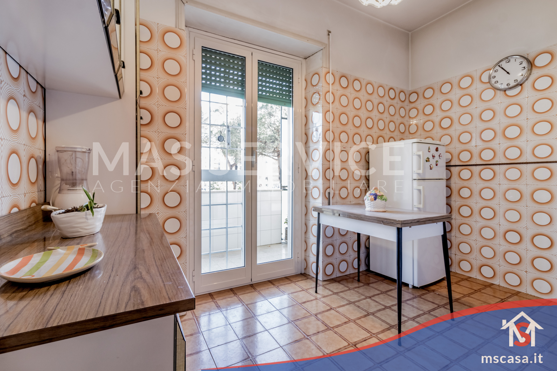 Trilocale in vendita zona Montagnola a Roma Cucina