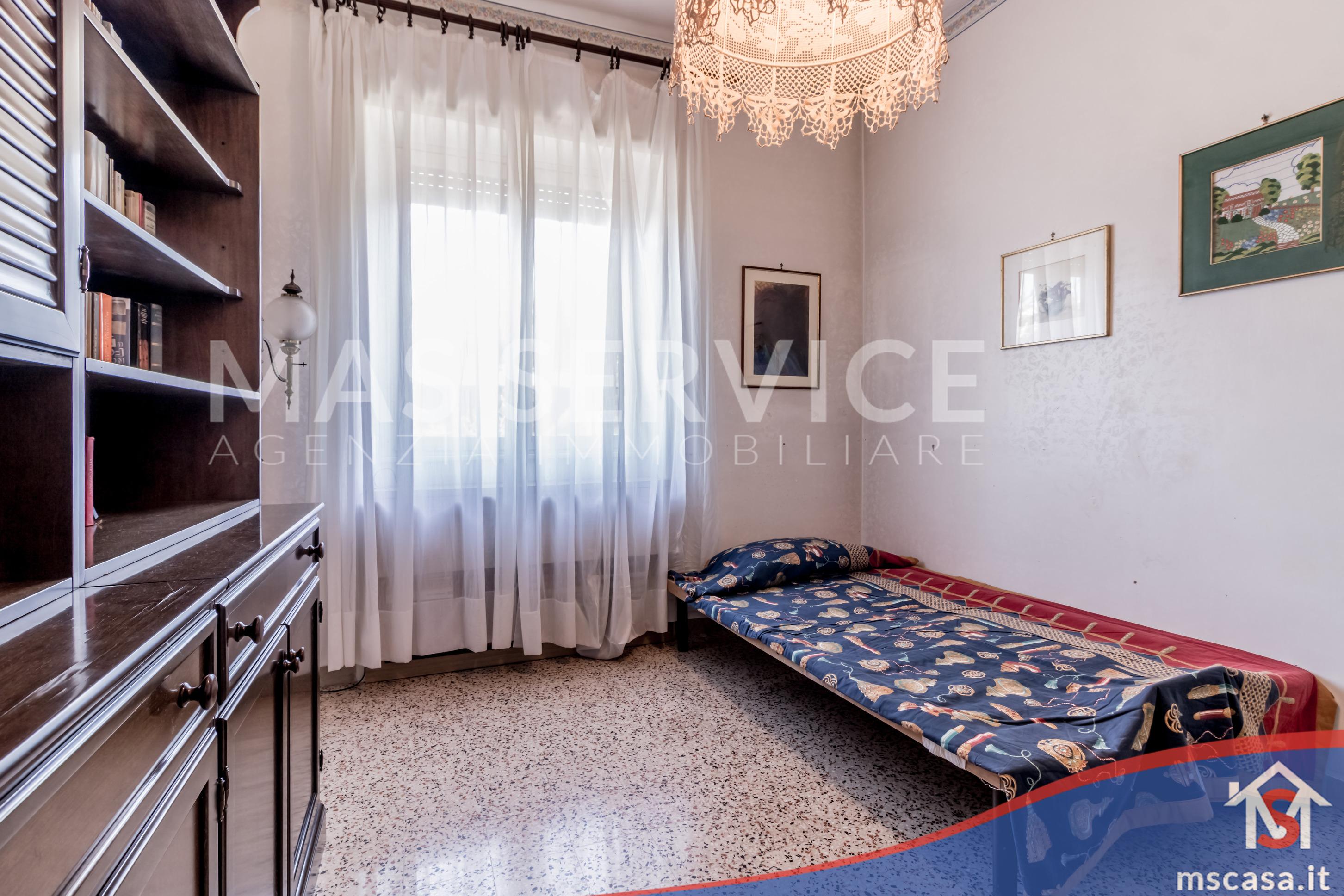 Trilocale in vendita Zona Montagnola a Roma 2 Camera da Letto altra prospettiva