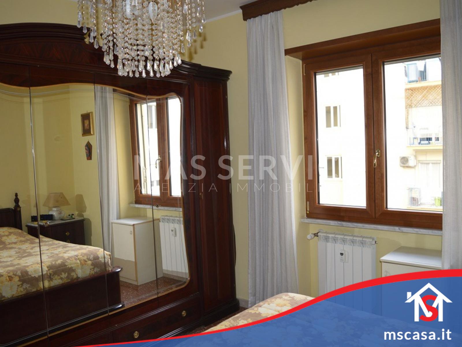 Quadrilocale in vendita zona Montagnola a Roma Vista Camera Matrimoniale