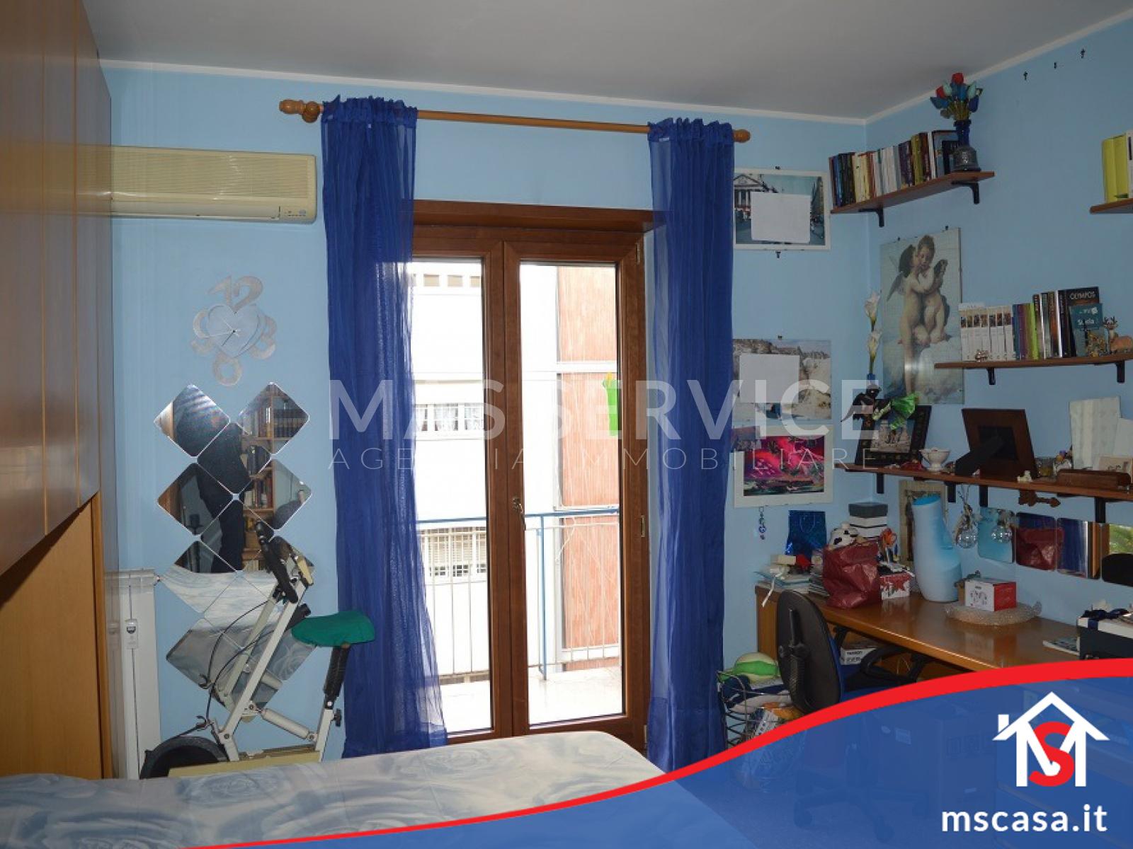 Quadrilocale in vendita zona Montagnola a Roma Vista Cameretta altra prospettiva