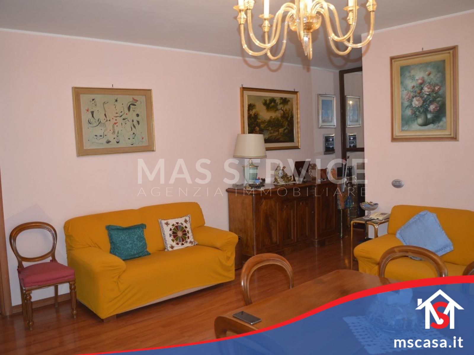Quadrilocale in vendita zona Montagnola a Roma Vista Soggiorno