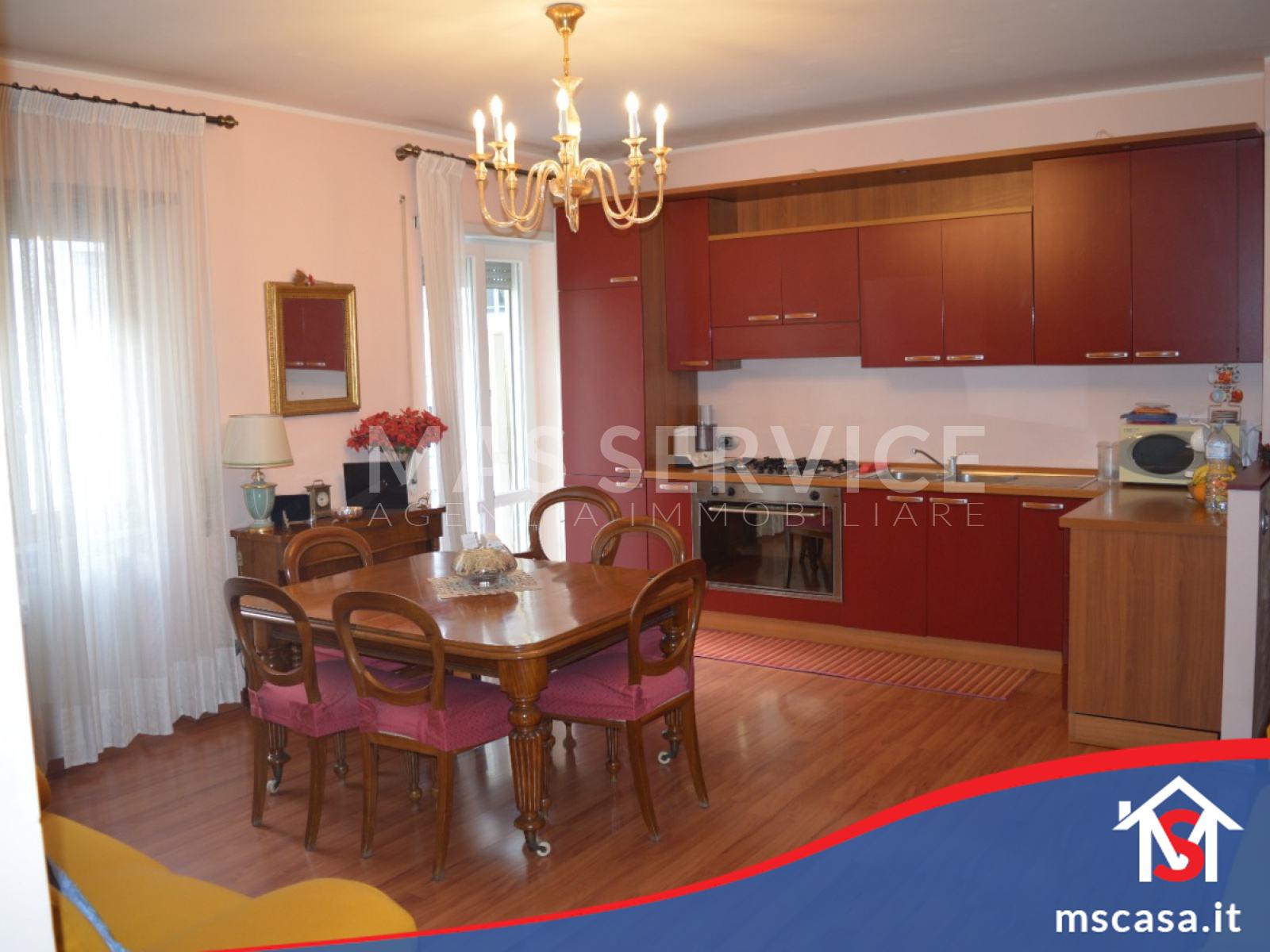 Quadrilocale in vendita zona Montagnola a Roma Vista Cucina