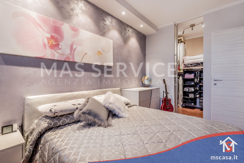 Trilocale in vendita zona Torrino a Roma Vista Camera Matrimoniale