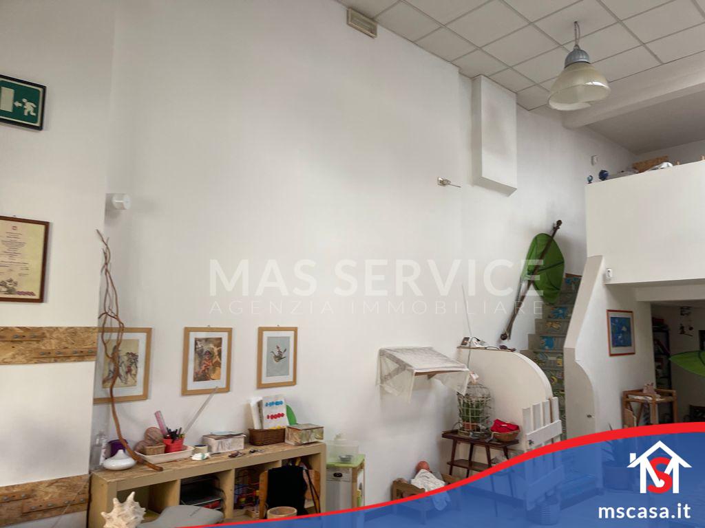 Locale Commerciale in vendita zona Ostiense a Roma Vista Open Space altro particolare