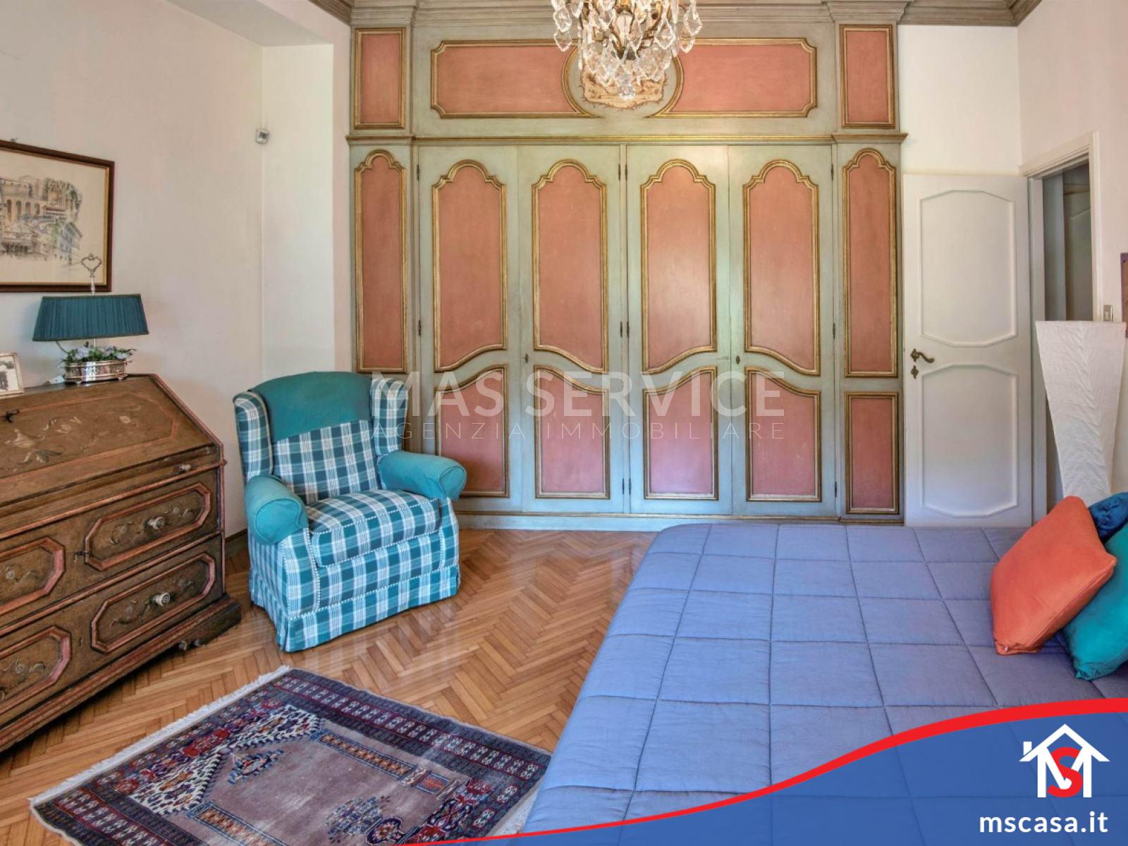 Quadrilocale in vendita zona Laurentina a Roma Vista  Camera da letto dettaglio Armadio