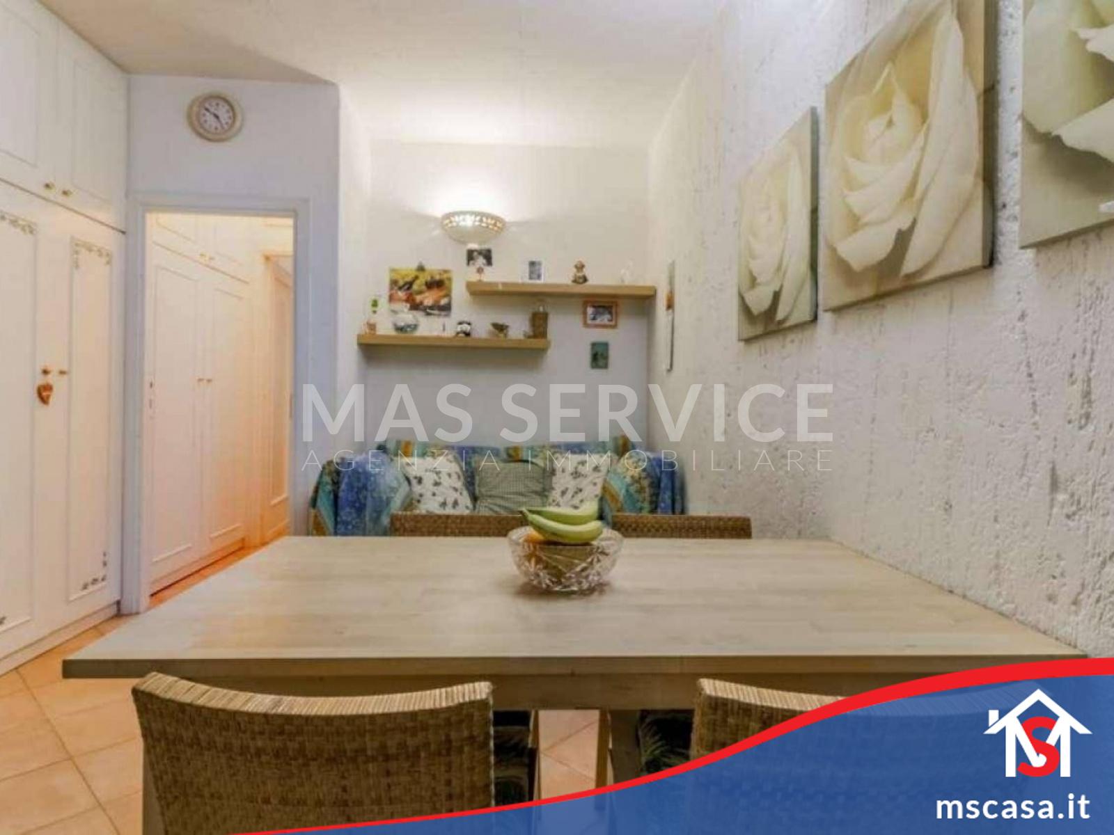 Bilocale in vendita zona Mostacciano a Roma Vista Soggiorno Open Space con Cucina