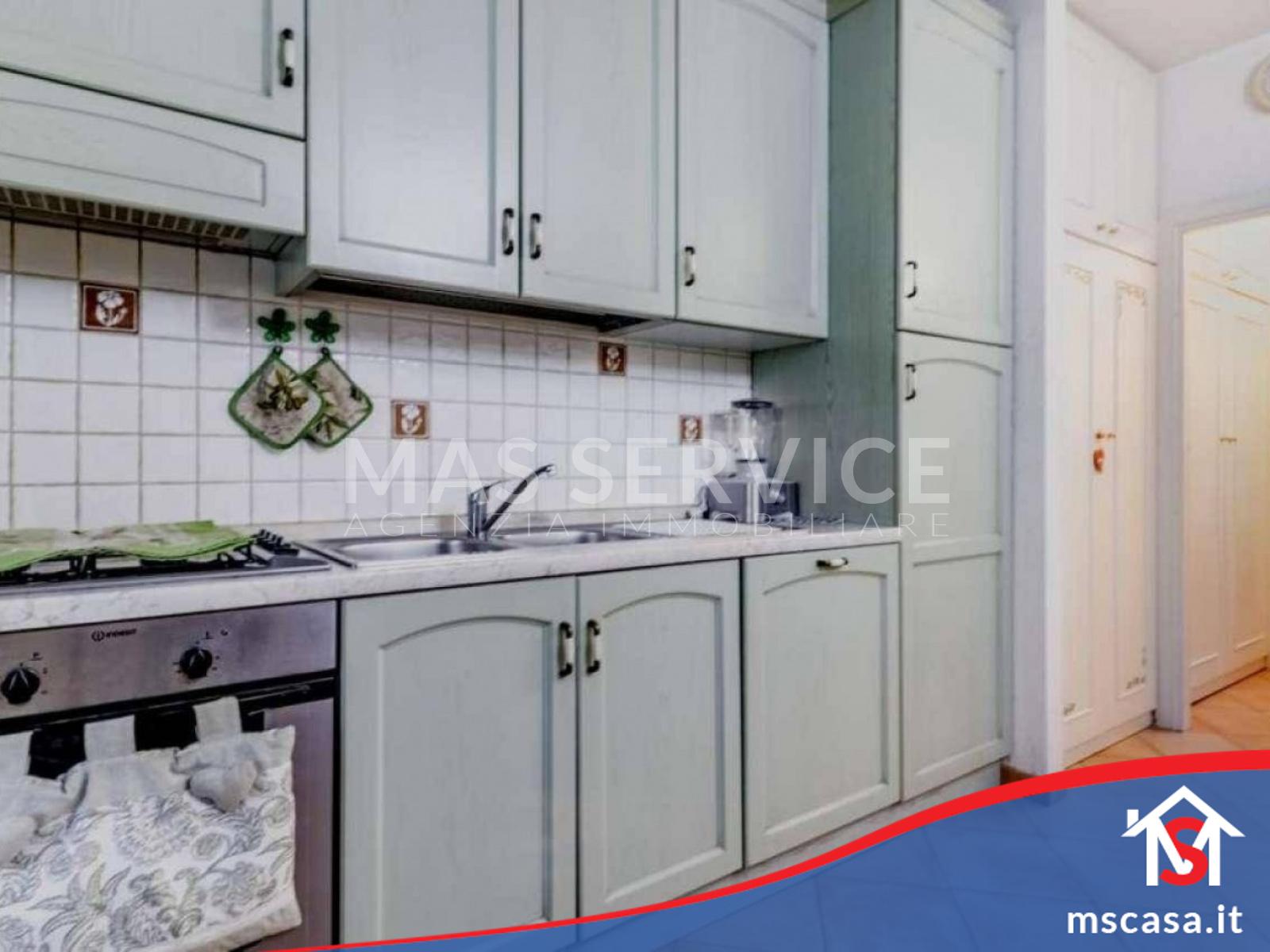 Bilocale in vendita zona Mostacciano a Roma Vista Cucina