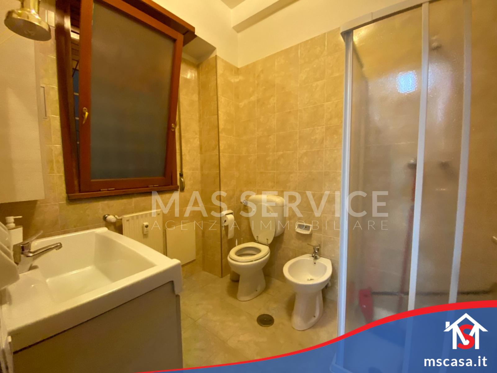 Appartamento in vendita zona Montagnola a Roma Vista Bagno altro dettaglio