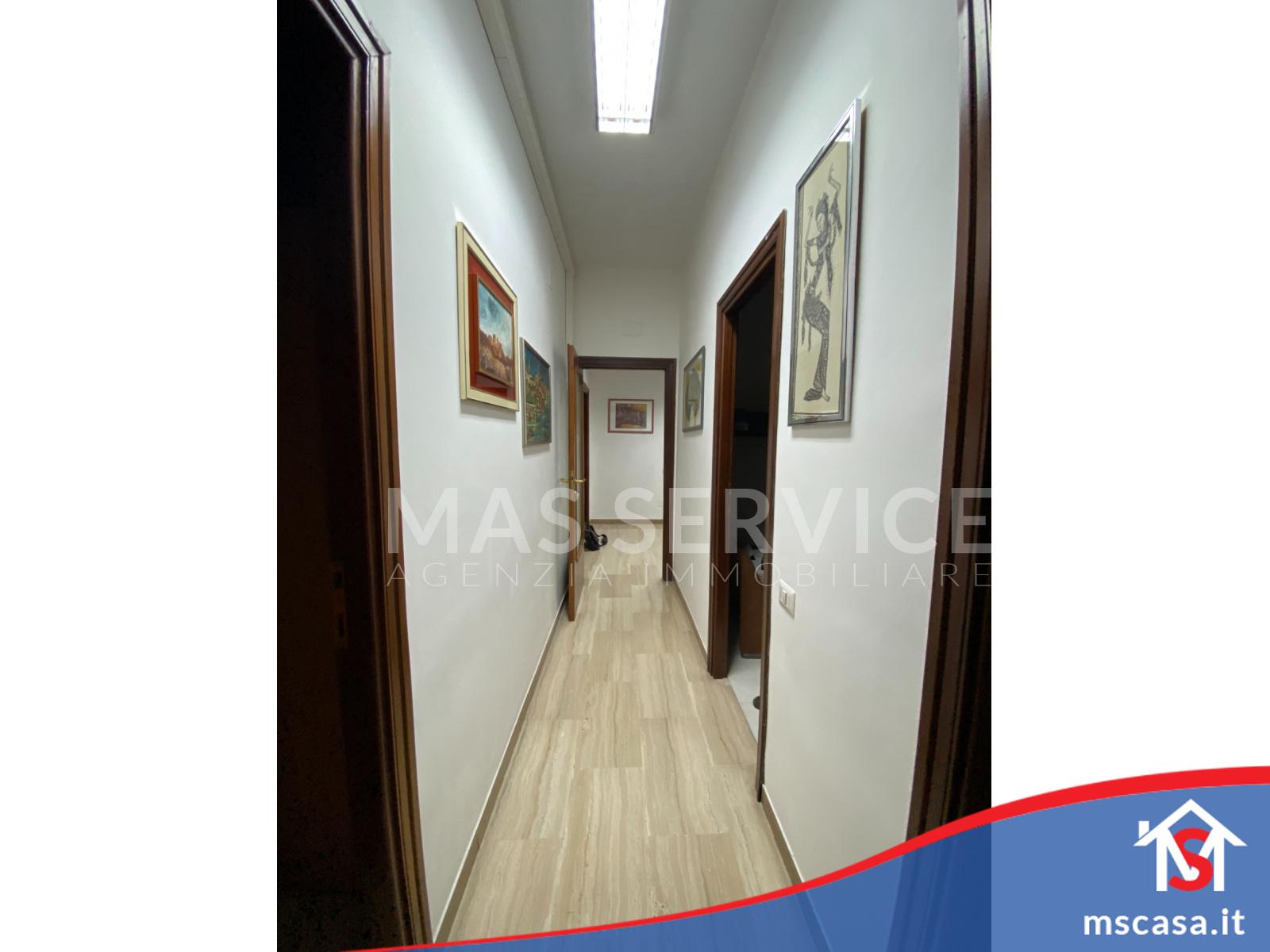 Appartamento in vendita zona Montagnola a Roma Vista Corridoio