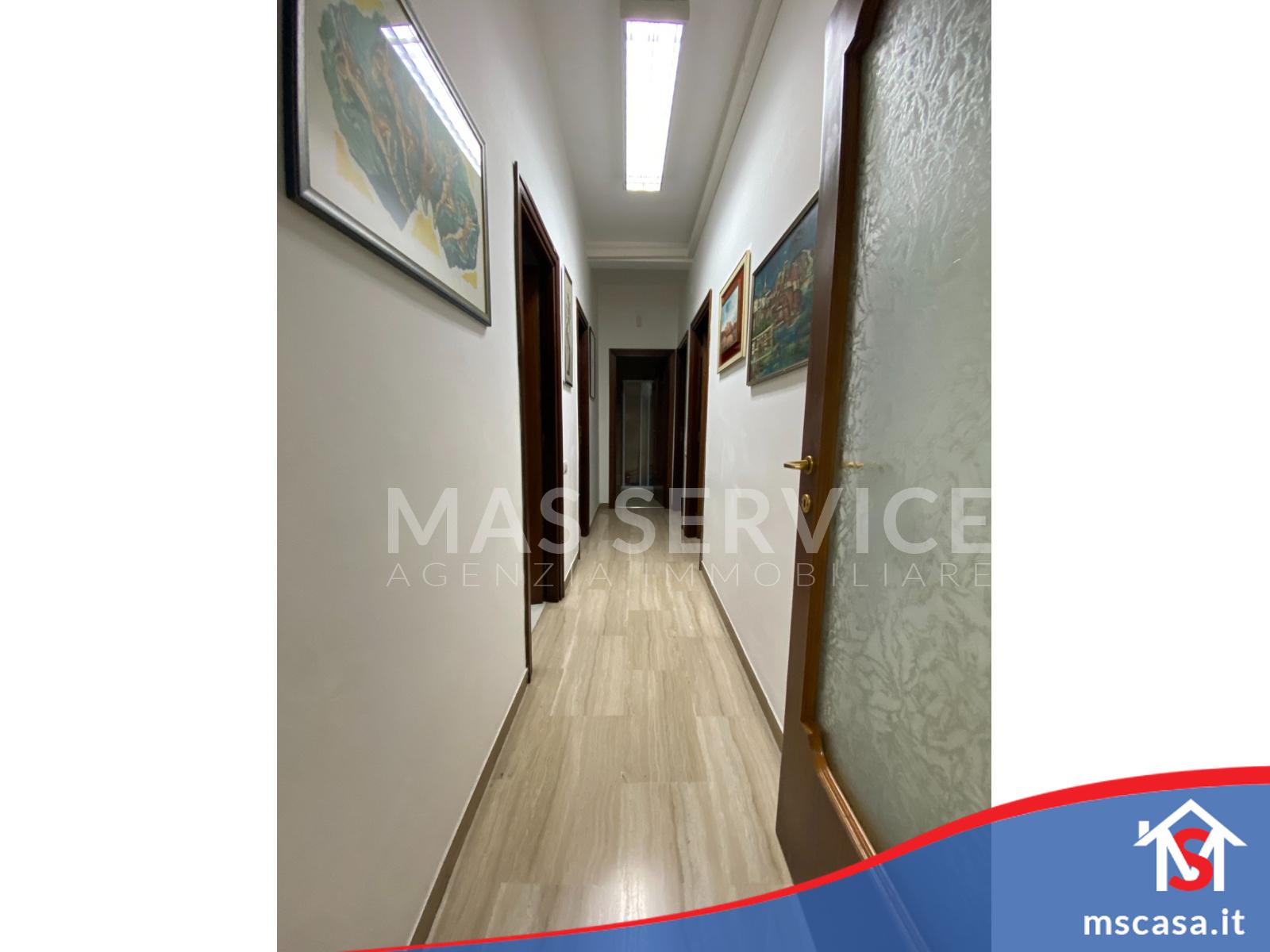 Appartamento in Vendita zona Montagnola a Roma Vista Corridoio altra prospettiva