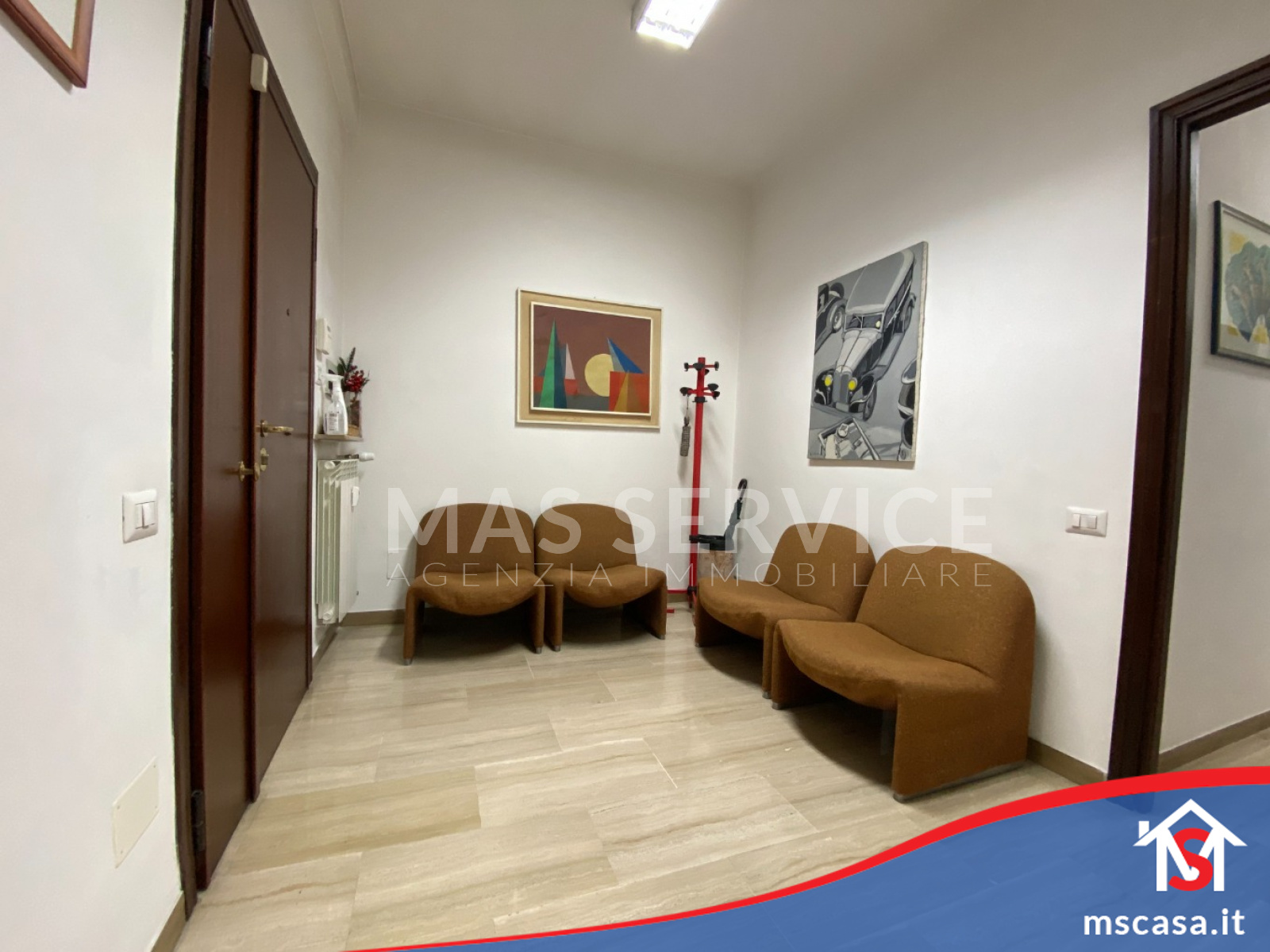 Appartamento in Vendita zona Montagnola a Roma Vista Ingresso