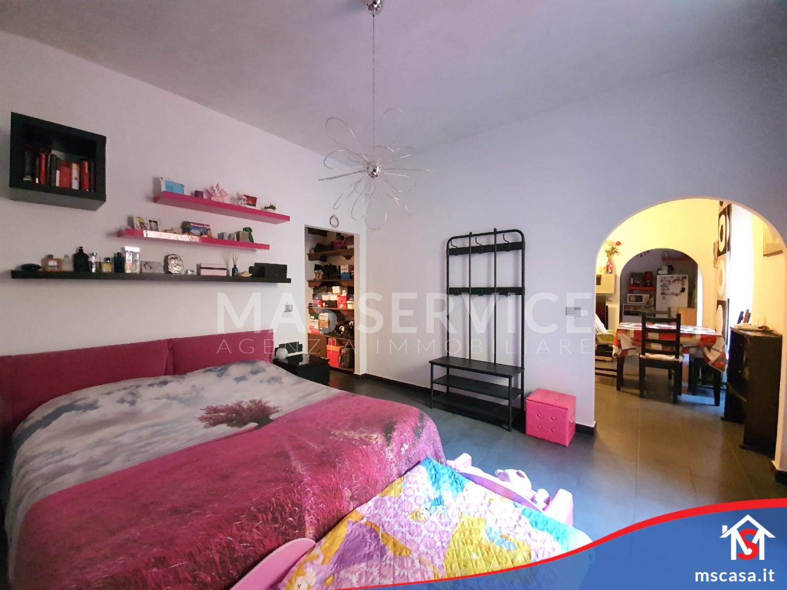 Bilocale in vendita zona Trullo a Roma Vista Camera Matrimoniale