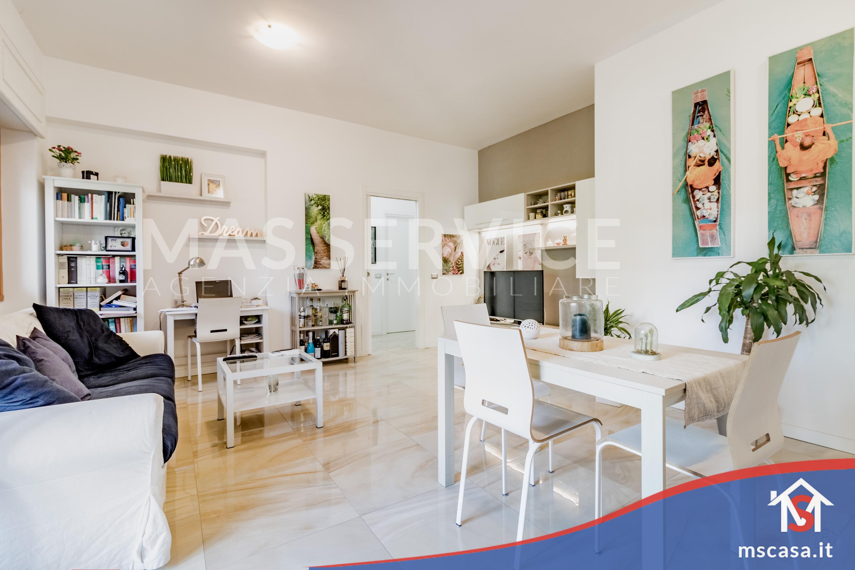 Bilocale in vendita zona Mostaccianao a Roma Vista Open Space altra prospettiva