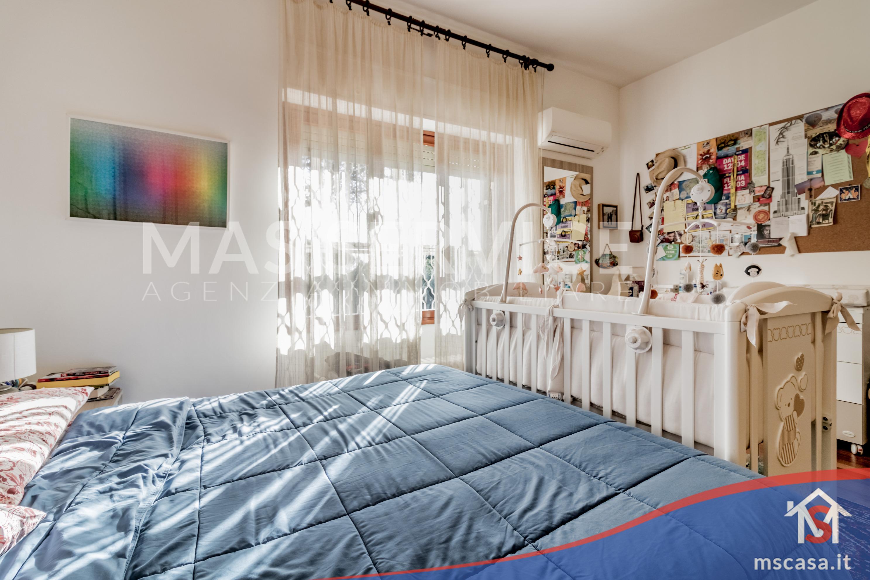 Bilocale in vendita zona Mostacciano a Roma Vista Camera Matrimoniale altra prospettiva