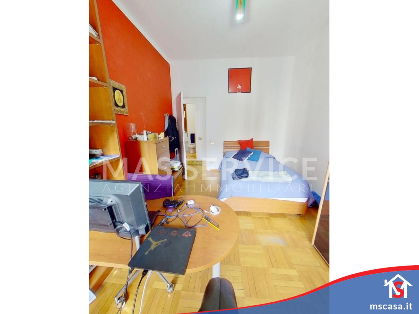 Quadrilocale in vendita zona Montagnola a Roma Vista Cameretta